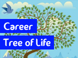 Career Tree of Life Tarot Reading