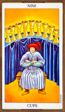 The Loving Cup Tarot Reading